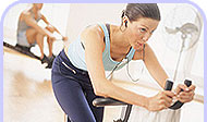 Online Slimming Club exercise