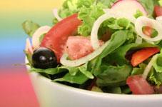 raw food salad