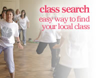Rosemary Conley find a class